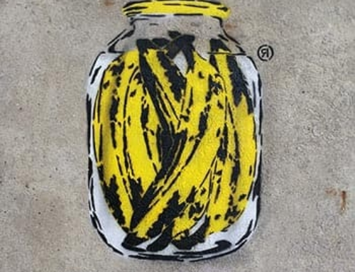 Spree Can (Bananas in a Can)