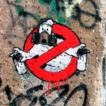 Graffiti Buster- Graffitibeseitigungsnotdienst- Vorschaubild