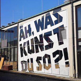 was kunst du so- Berlin mural fest 2018