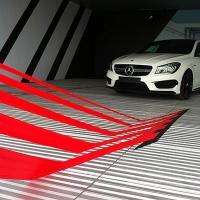 AMG-Mercedes-Tape Art Auftrag-performance-DTM-Hockenheimring-2015- Beitragsbild