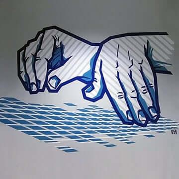 Make-Music-DJ-Hands-Tape-art-office-design-featured-image