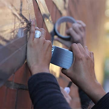 Tape street art workshop with red-bull-featured image