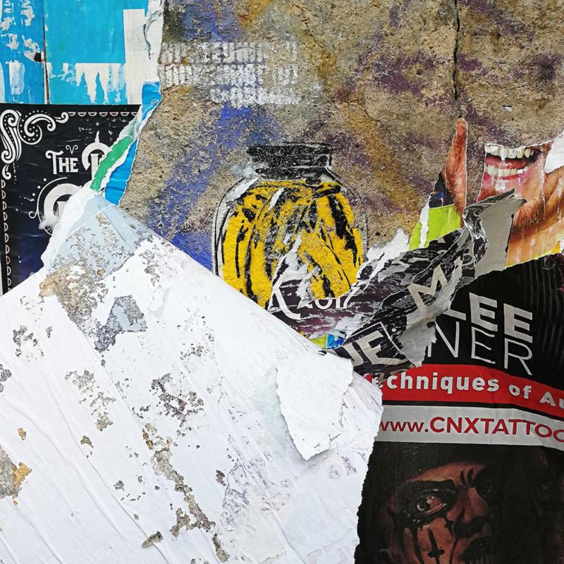 Bananendose- Schablonen Street Art-Ostap Artist- Dircksenstraße