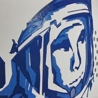 gagarin-portrait-klebeband-graffiti-ostapartist-2012- beitragsbild