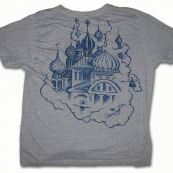 Russian Tattoo T-Shirt 4