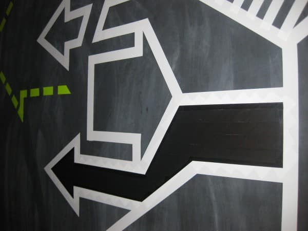 Arrows-abstract-duct-tape-art-graffiti-2013-closeup
