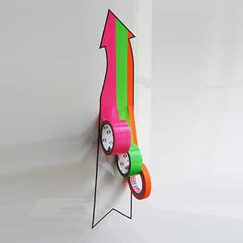 tape art Ostap- Miniaturbild