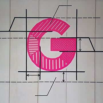 Google Office Tape Art - Design project by Selfmadecrew