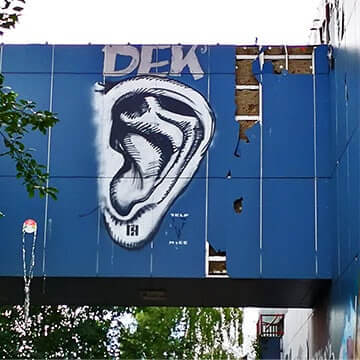 ear-NSA-listening station-Teufelsberg-street-art-featured-image